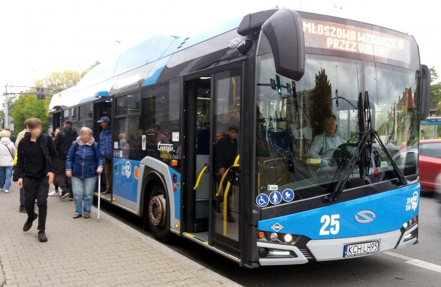 ZKKM podstawi dodatkowe autobusy