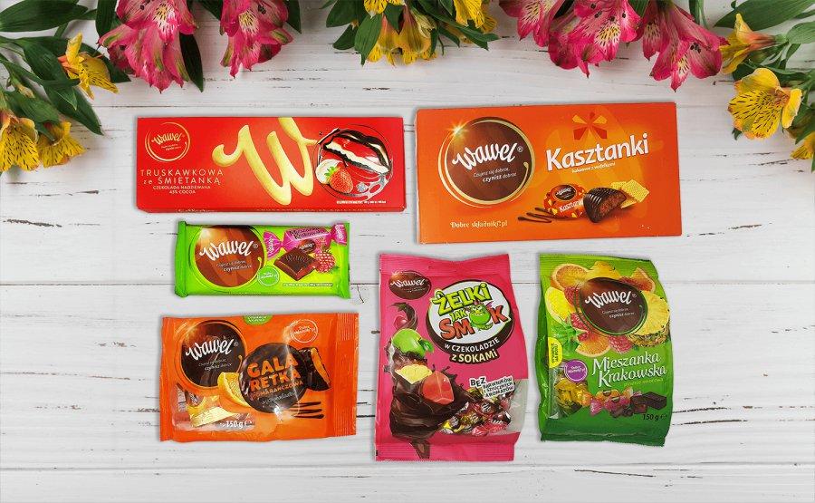 Zestawy słodyczy na Wielkanoc – prosto od Wawel