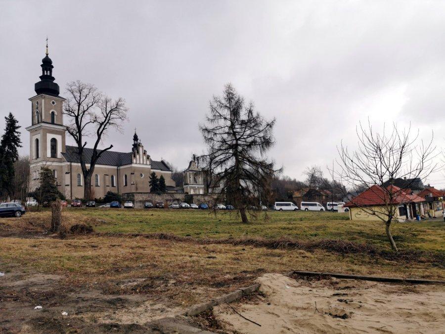 Centrum Babic zamieni się w plac budowy