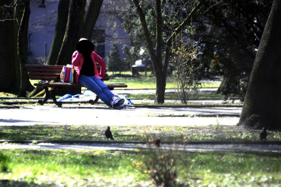 W Chrzanowie pierwsze kary za przebywanie w parku miejskim