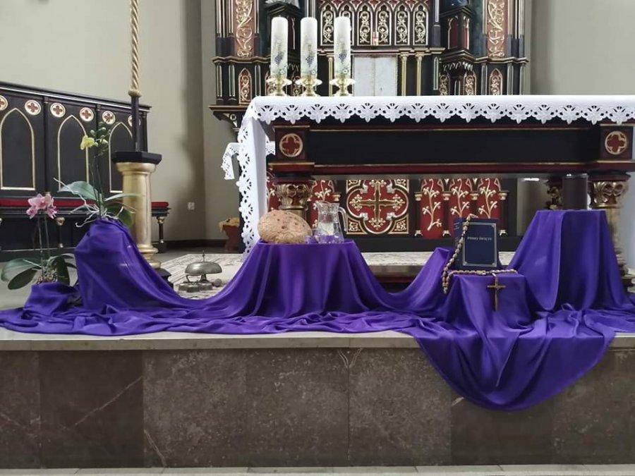W Niedzielę Palmową zapraszamy na transmisję mszy o 11.30