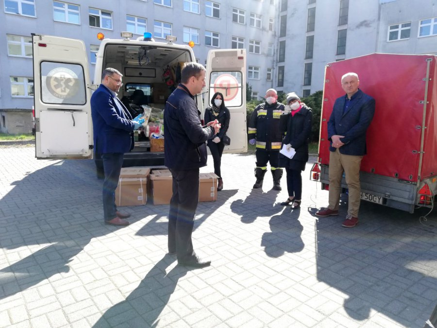 Dary za ponad 10 tysięcy złotych są już w szpitalu. Nadal możecie pomagać