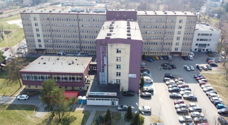 Koronawirus. Zakażona pielęgniarka w szpitalu w Jaworznie