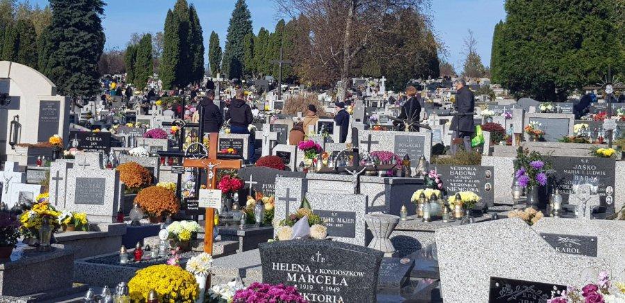 Czy w czasie epidemii koronawirusa można iść na cmentarz