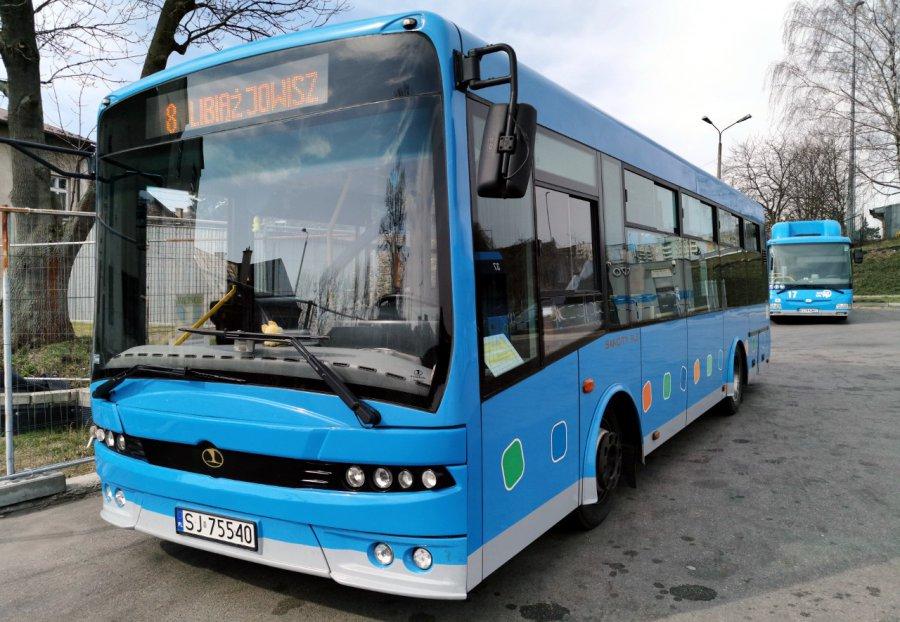 Zmieniły się godziny kursowania niektórych autobusów miejskich