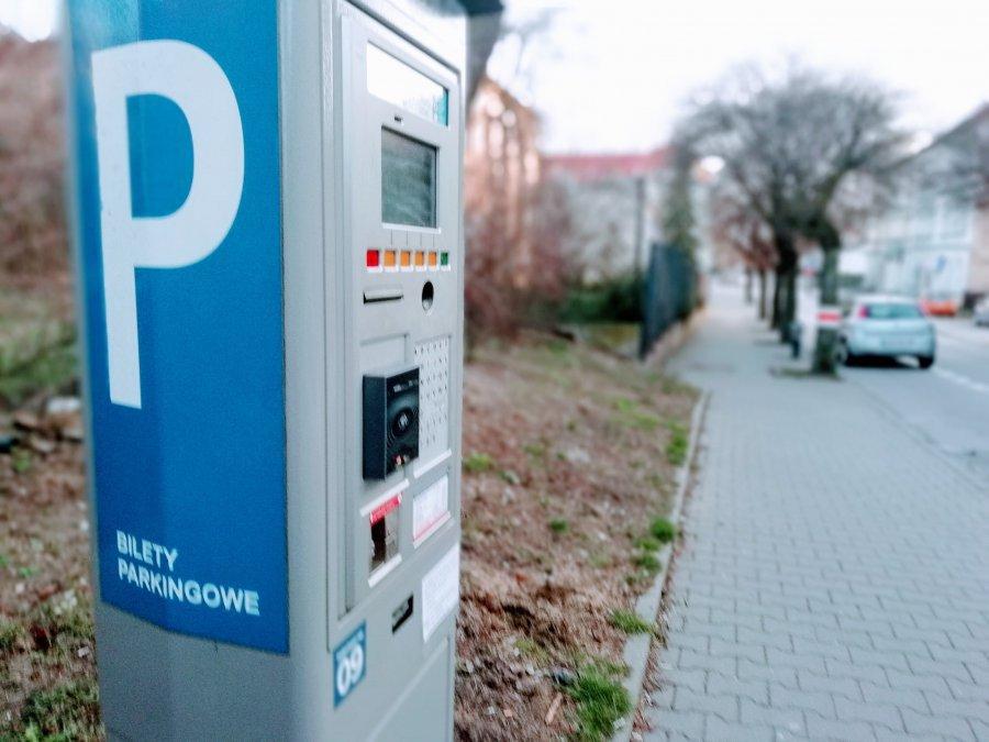 Nadal obowiązuje strefa płatnego parkowania w Chrzanowie
