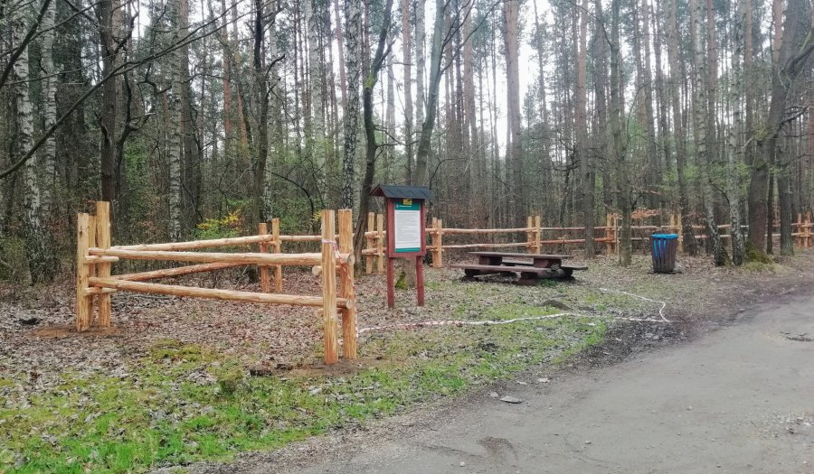 Wciąż obowiązuje zakaz wstępu do lasu