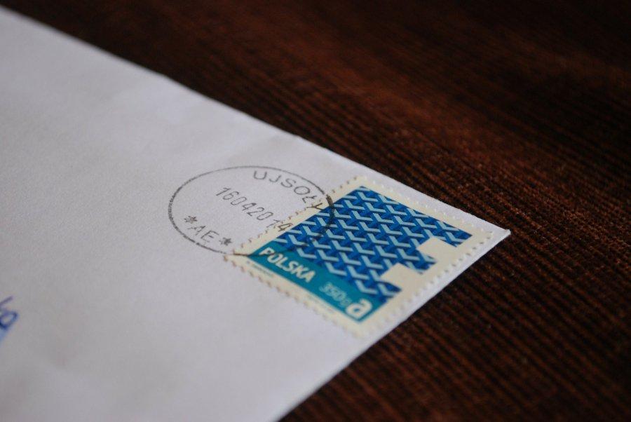 Poczta może otworzyć w twoim imieniu list