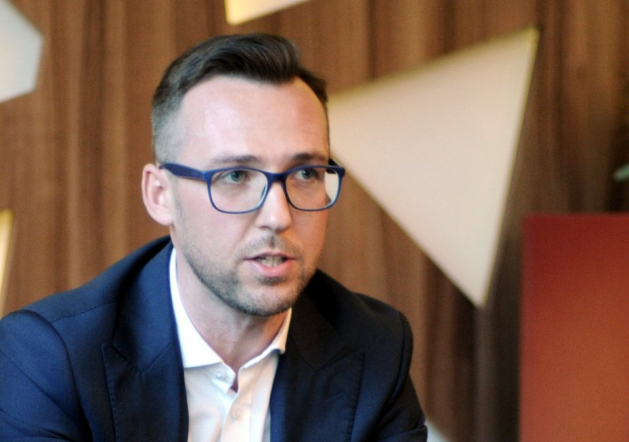 Burmistrz Chrzanowa traktuje mail od Poczty Polskiej jako anonim