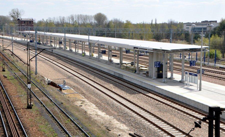 Zobacz postępy prac na linii kolejowej łączącej Kraków i Katowice (WIDEO, ZDJĘCIA)