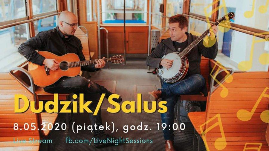 Bluesowy duet gitarowy wystąpi na koncercie online