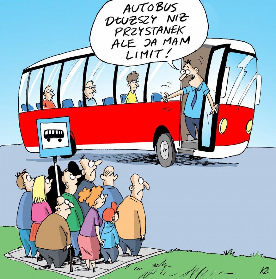 Organizatorzy komunikacji apelują: Znieście limity transportu
