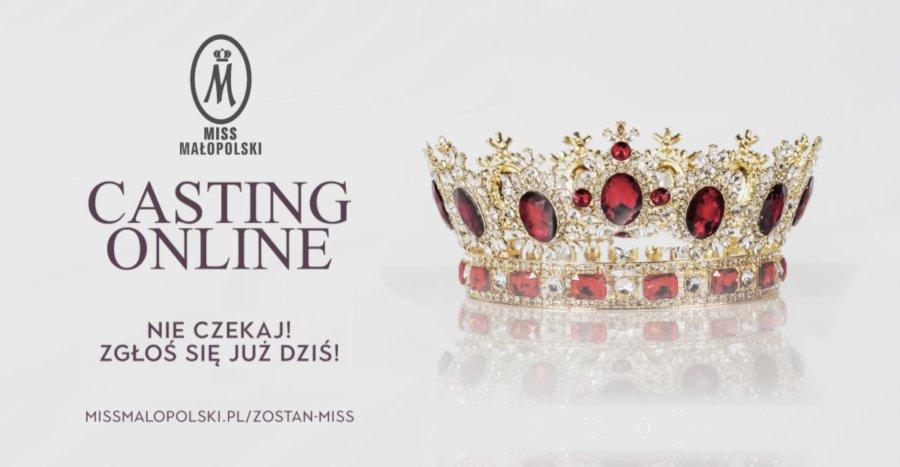 Miss Małopolski 2020. Zgłoszenia rozpoczęte! Trzeba być panną