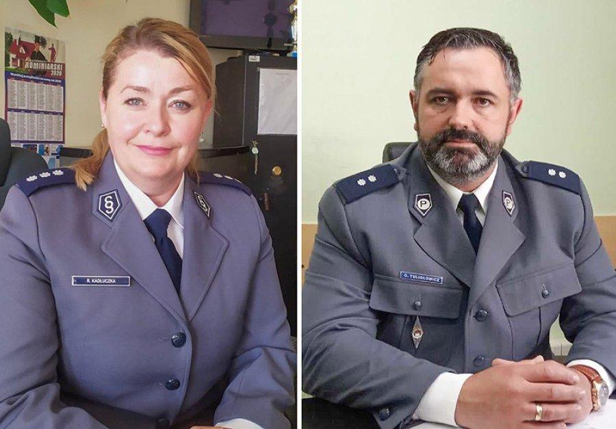 Zmiany w policji w Alwerni i Libiążu