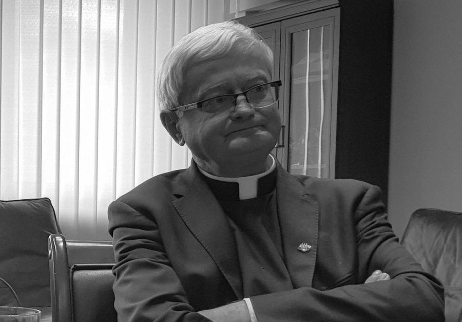 Parafianie z Libiąża pożegnają zmarłego proboszcza