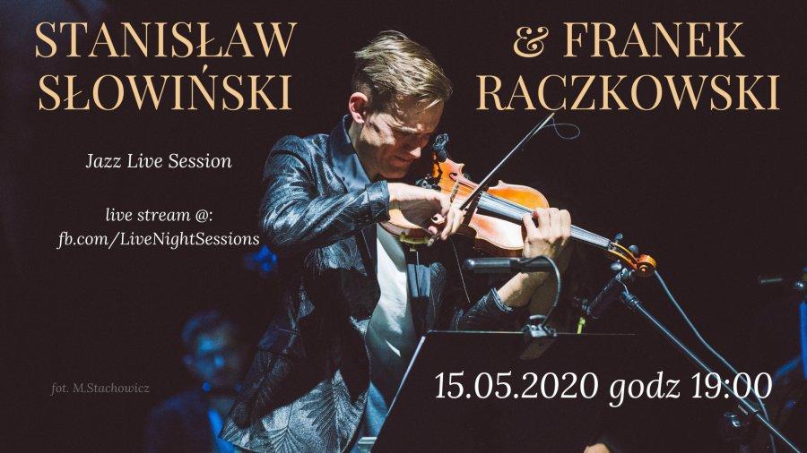 Jazzowy duet na koncercie online