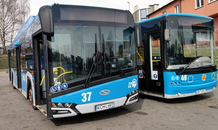 Sprawdźcie, jak w niedzielę pojadą autobusy miejskie