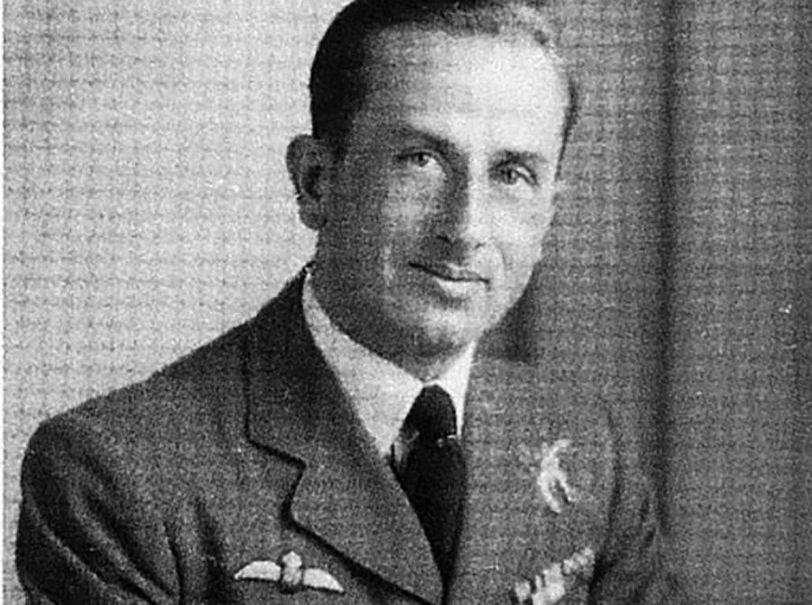 Dziś setna rocznica urodzin pilota podpułkownika Jaworskiego