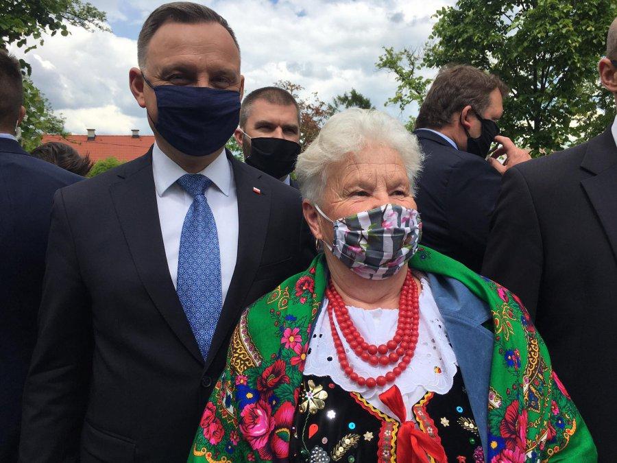 Andrzej Duda w Alwerni: lokalni działacze to sól ziemi (WIDEO, ZDJĘCIA)