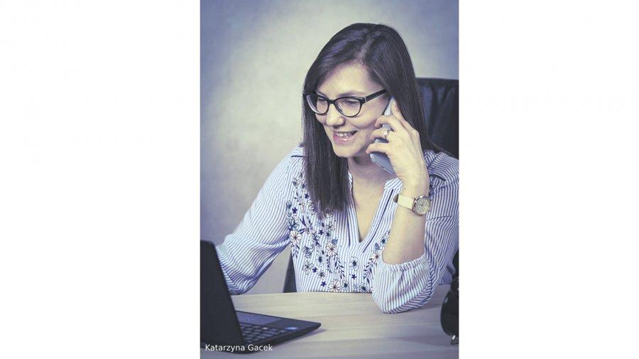 Wirtualna asystentka - zawód XXI wieku