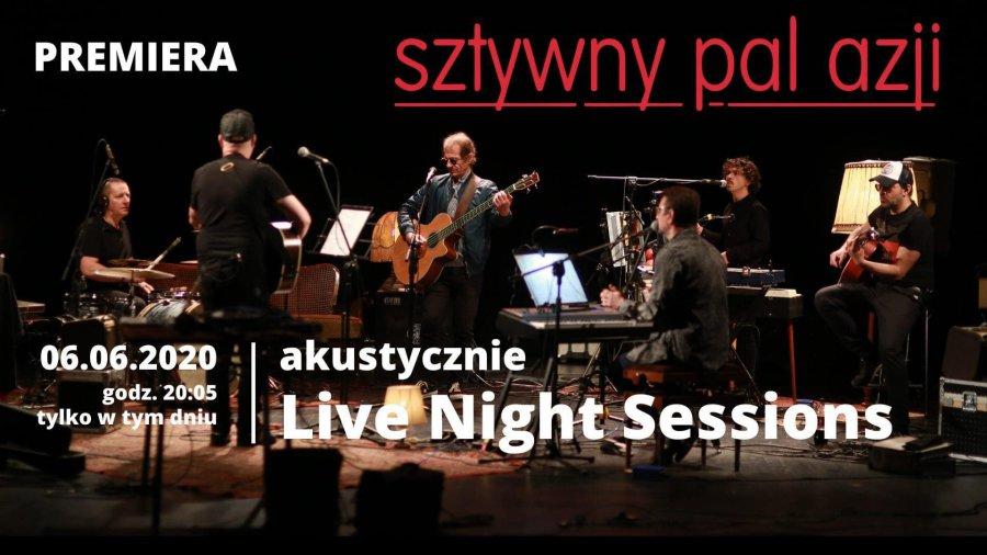 Akustyczny koncert Sztywnych z premierowymi kompozycjami