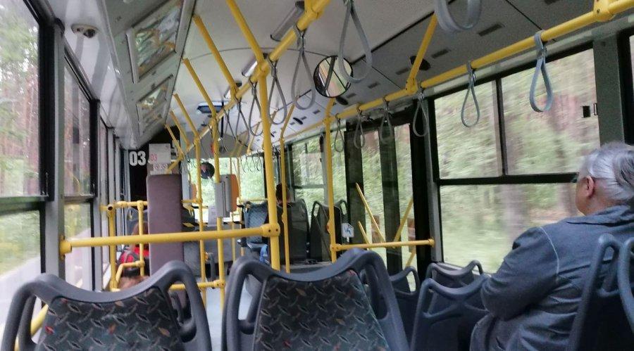 Klimatyzacja w autobusach ZKKM działa mimo epidemii