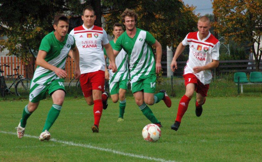 Piłkarze Gromca w pierwszym sparingu zagrają z Libiążem