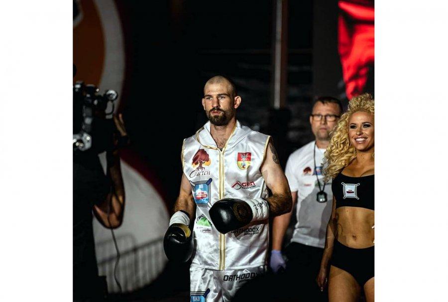 Bokser z Chrzanowa stoczy w sobotę szóstą walkę na zawodowym ringu