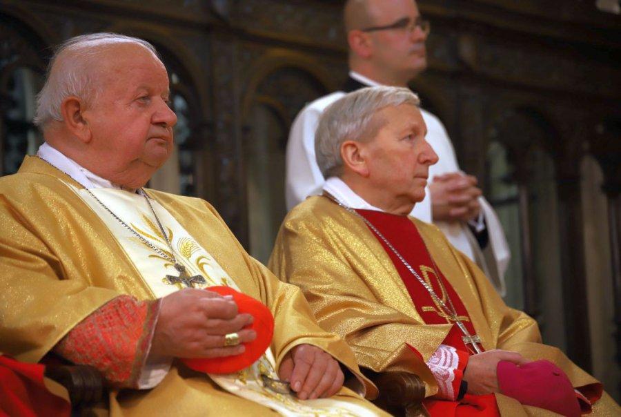 Biskup rodem z Libiąża obchodził rocznicę święceń kapłańskich