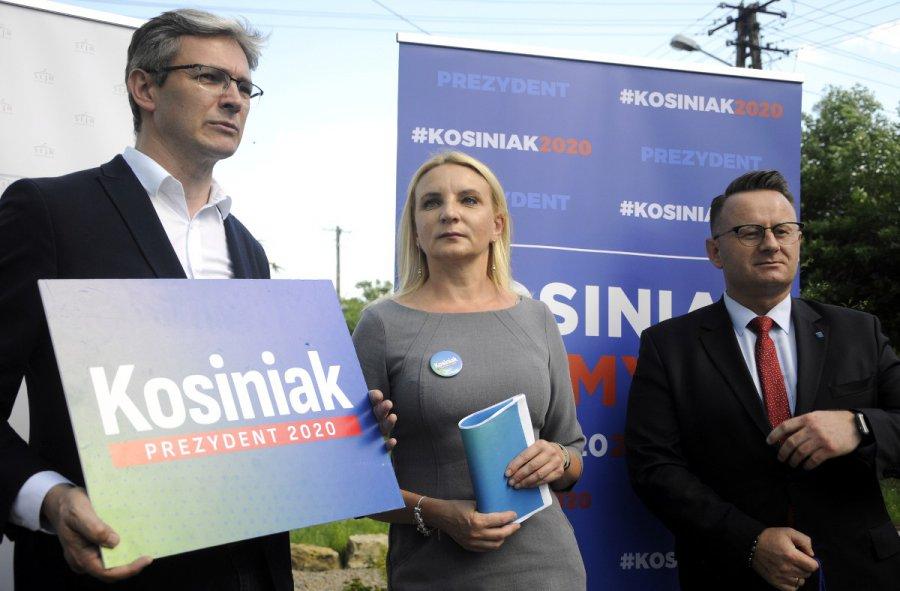Agnieszka Ścigaj otworzyła biuro poselskie w Trzebini (WIDEO)