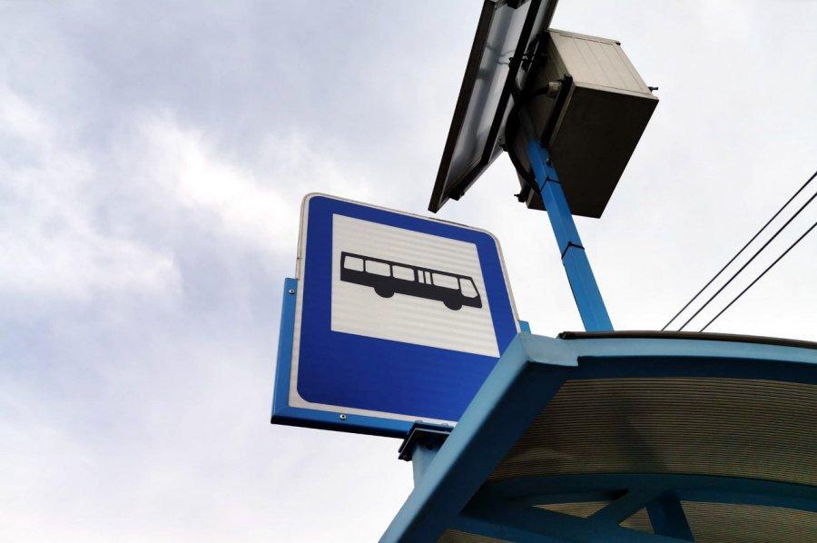 Autobusy nie przyjadą na przystanek przy Harcerskiej w Trzebini