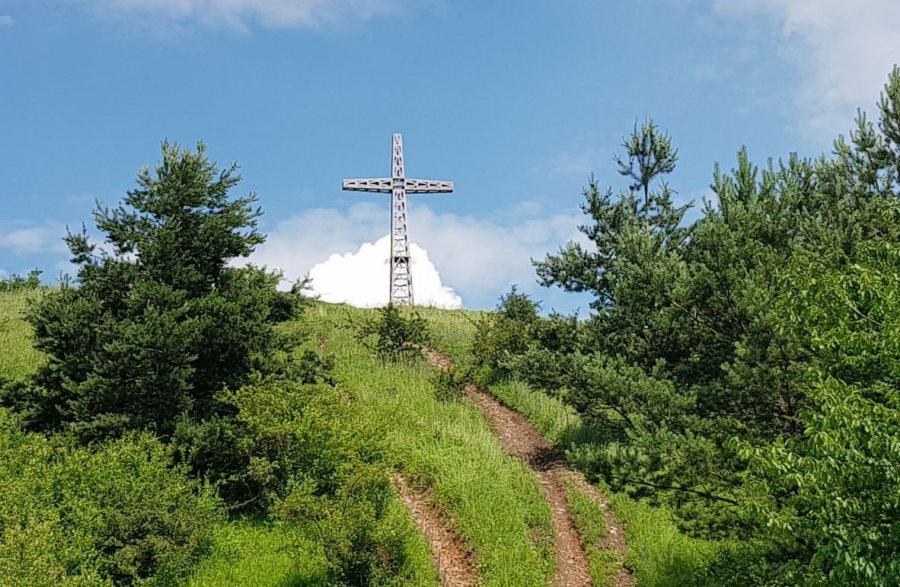 Góra Bożniowa – trzebiński Giewont z pięknymi widokami (ZDJĘCIA)