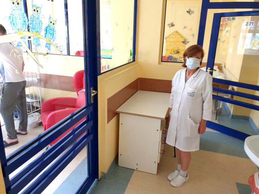 Pediatria ma być zamknięta