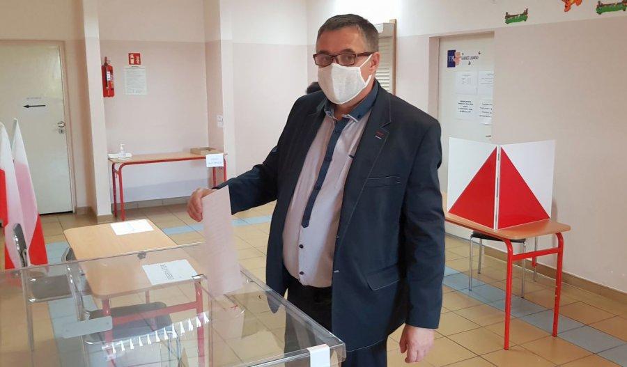 W Libiążu zdecydowana przewaga Dudy