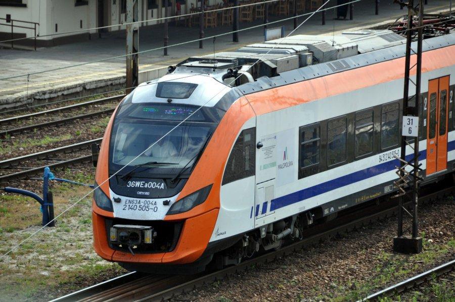 Nowoczesne pociągi mogą dojechać do Chrzanowa