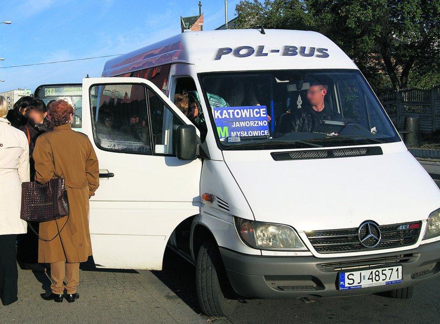 Minibusy ponownie pojadą z Chrzanowa do Katowic