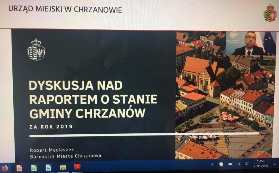 Jak burmistrz rządzi Chrzanowem? Radni nie są zachwyceni