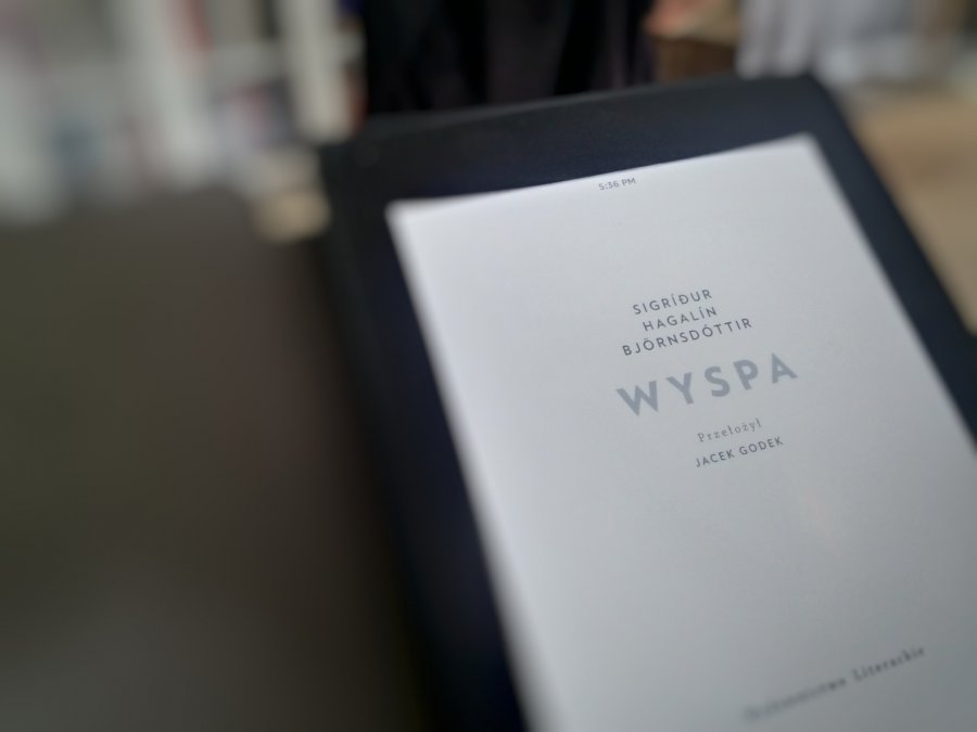 Wyspa - lektura na weekend