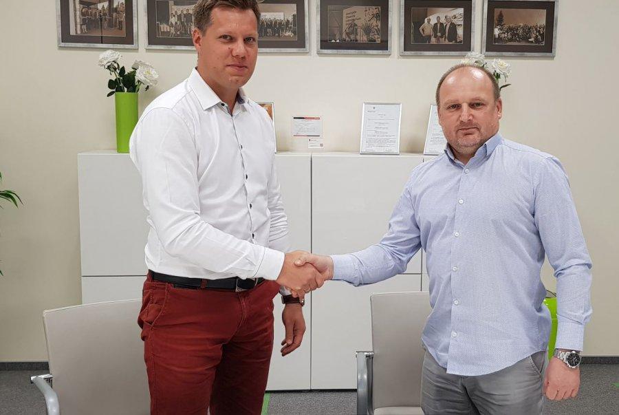 MTS Chrzanów ma sponsora tytularnego