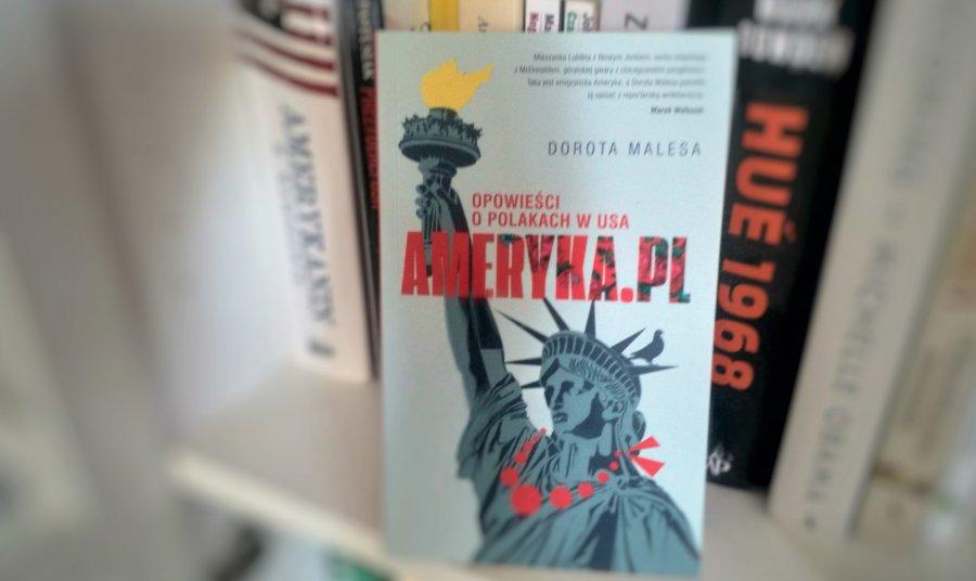 Ameryka.pl - lektura na weekend