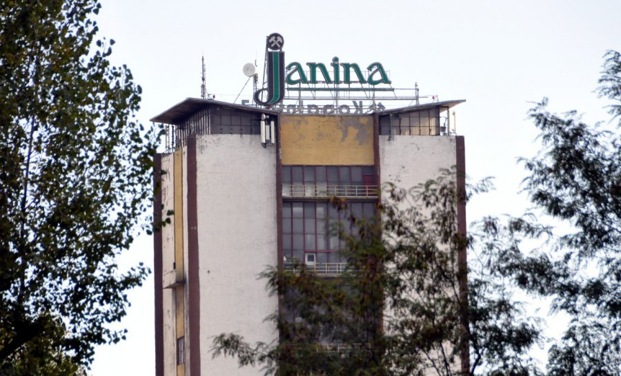 Następny wstrząs z kopalni Janina