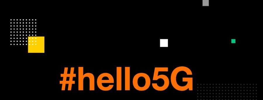 Say #hello to 5G czyli 5G w Orange