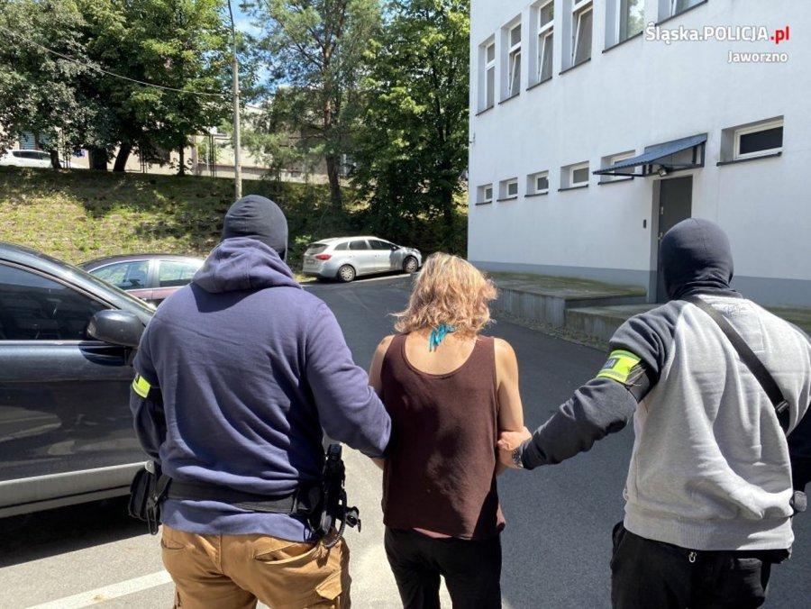Kobieta usłyszała zarzut usiłowania zabójstwa