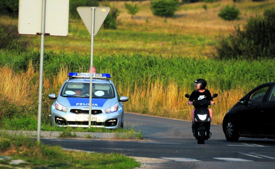 2142 kierowców straciło prawo jazdy za nadmierną prędkość
