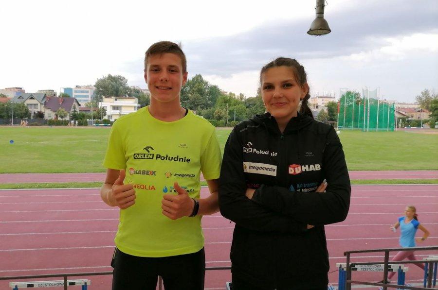 Lekkoatleta z Trzebini ustanowił rekord życiowy w rzucie dyskiem