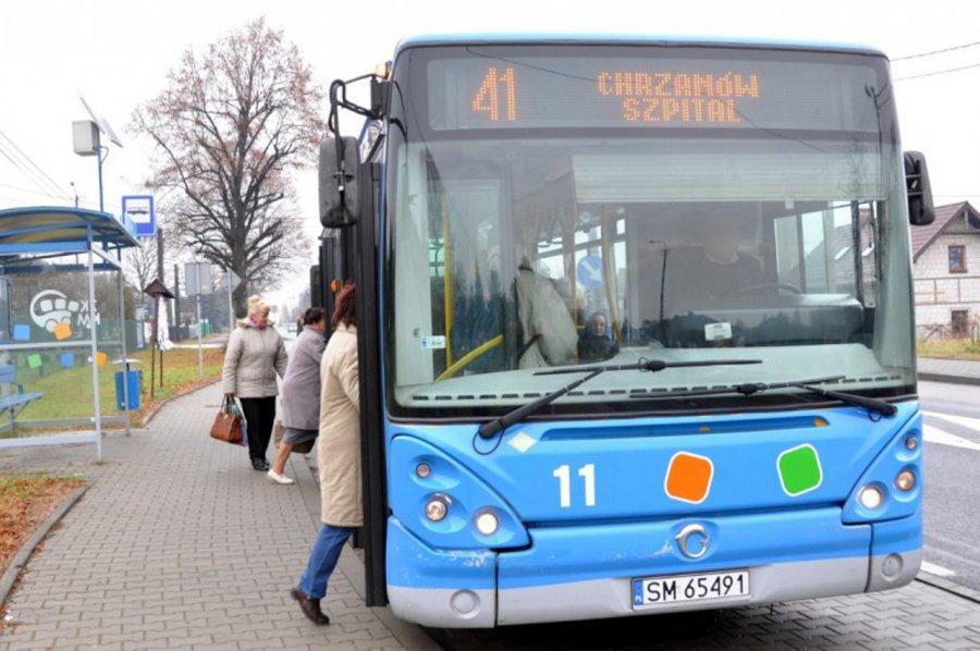 Połączenie znika z rozkładu jazdy autobusów