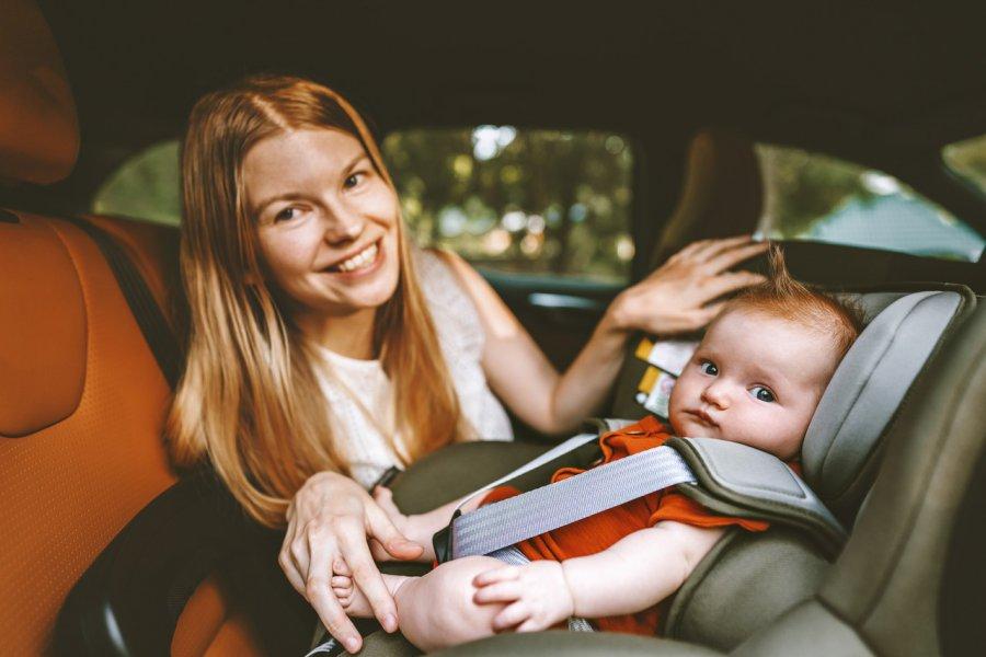 Fotelik RWF – czy to bezpieczna opcja dla dziecka?