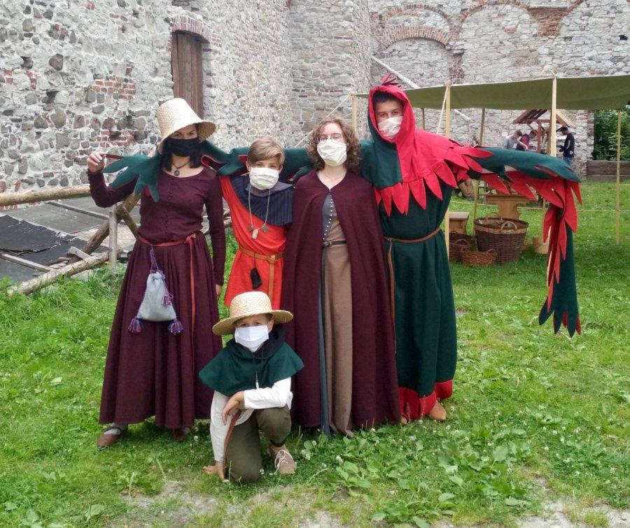 Bogaty weekend szykuje się na zamku Tenczyn