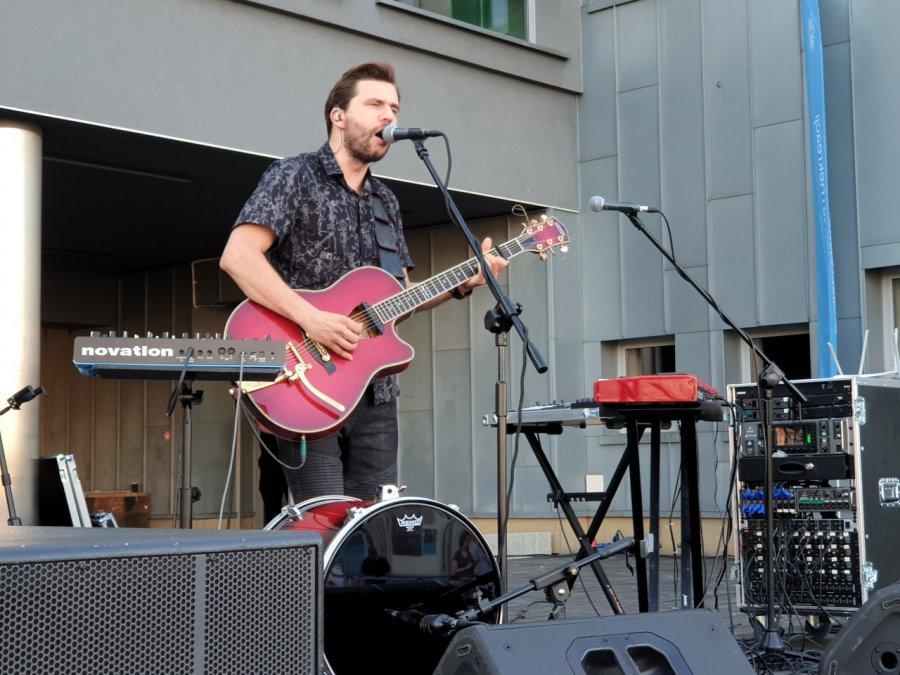 Limboski zagrał koncert w Chrzanowie (WIDEO)