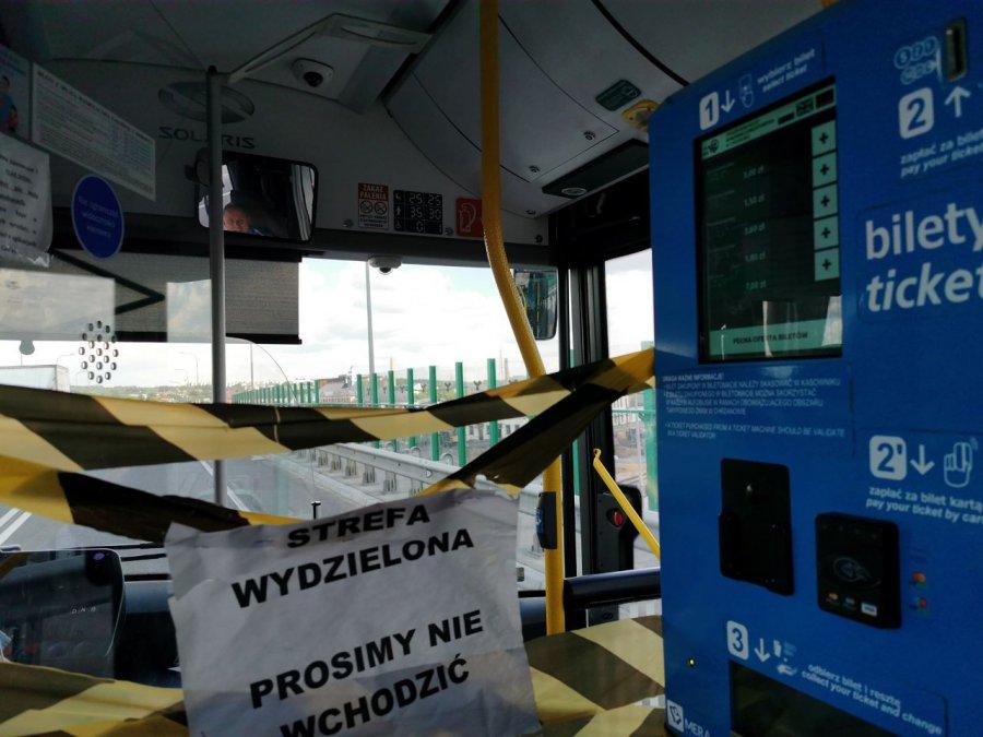 Kierowcy ponownie sprzedadzą bilety na autobus